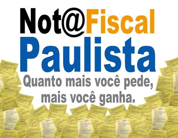 Nota Fiscal Paulista Créditos Zerado